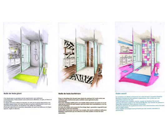cr ations d 39 l ves en formation deco design lignes et. Black Bedroom Furniture Sets. Home Design Ideas