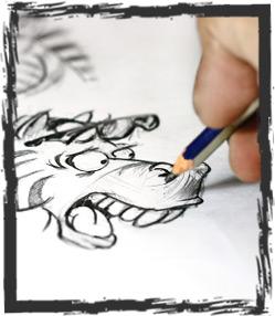 Option Bande dessinée - Formation Graphisme Dessin