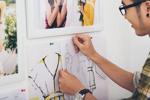 cours de design de mode