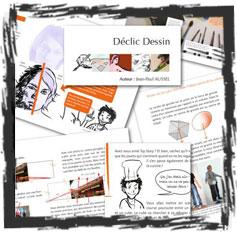 Option Déclic dessin - Formation Graphisme Dessin