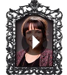 Avis vidéo de Gwénaëlle, ancienne élève en Décoration
