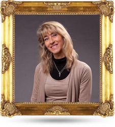 Sophie Hervillard, formatrice en décoration chez Lignes et Formations