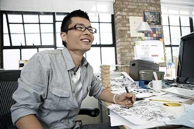 dessinateur ecole, dessinateur de bandes dessinées