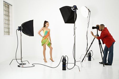 devenir photographe de mode
