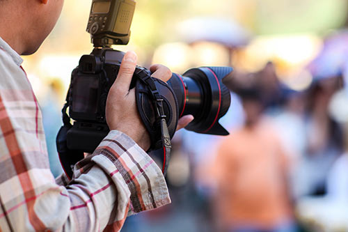 etre reporter photographe