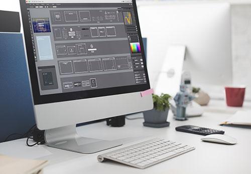 formation pao en ligne - infographiste
