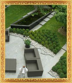 Option paysagisme - Formation décoration et design