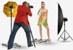 Option Photo Studio/Mode - Formation photo à distance