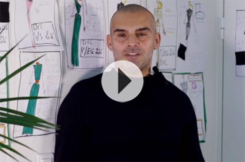 David Vincent Camuglio vous invite à participer à l'Atelier Défilé de Mode
