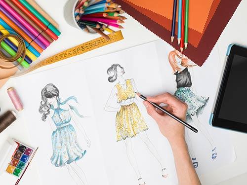 Connu Ecole de stylisme à distance - Devenir styliste par correspondance GD22