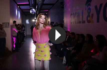 défilé de mode Skill and You 2018