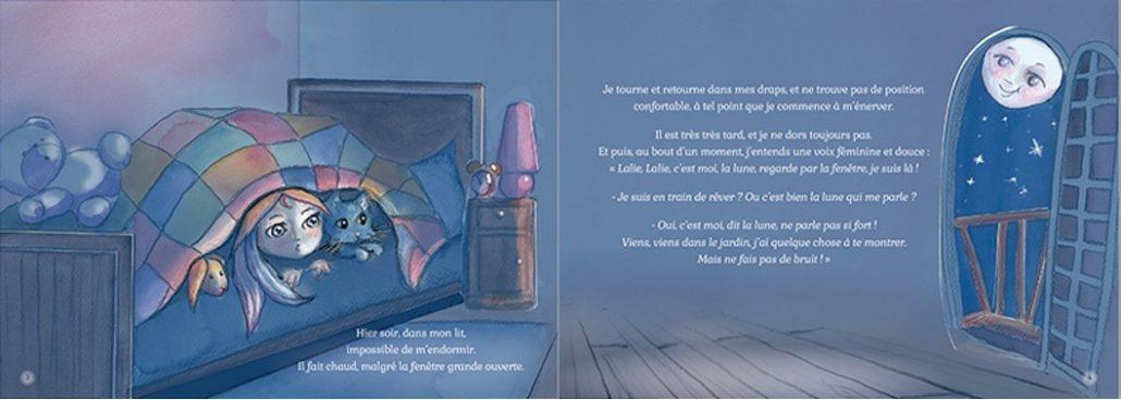 Partez à la rencontre de notre élève Nathalie Duhamel, alias Duhnat et tombez sous le charme de l'univers de sa série de livres pour enfants, Les Secrets de Lalie.