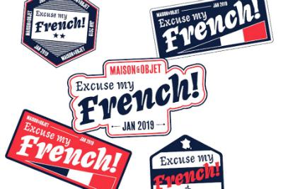retrouvez les détails de l'édition 2019 du salon maison & objet, baptisée excuse my french