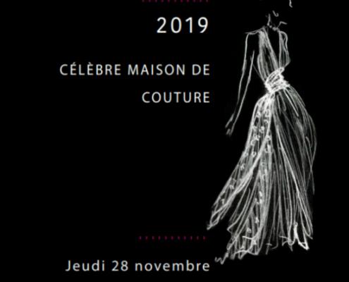 Découvrez les propositions d'affiches pour le défilé 2019, imaginées et réalisées par Elisa Clavel, élève Lignes et Formations