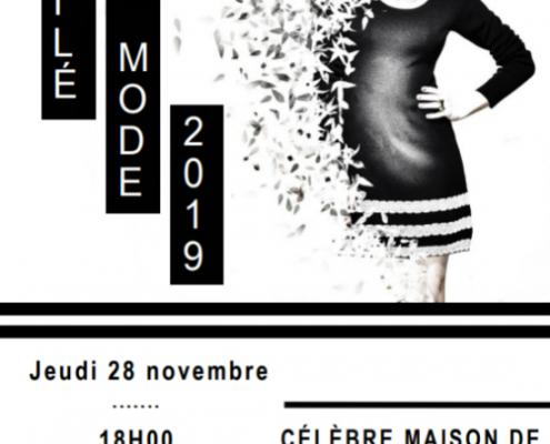 Découvrez les affiches créées lors de l'atelier affiches défilé 2019 par Elisa Clavel, élève Lignes et Formations