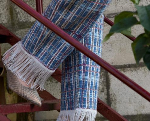 Silva Sargsyan, créatrice de mode et ancienne élève Lignes et Formations évoque pour nous son parcours